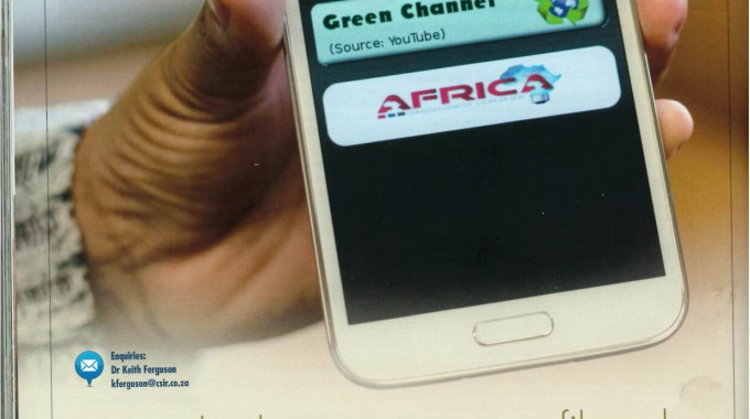 CSIR technology equips young fimmakers to run mobile TV channels
